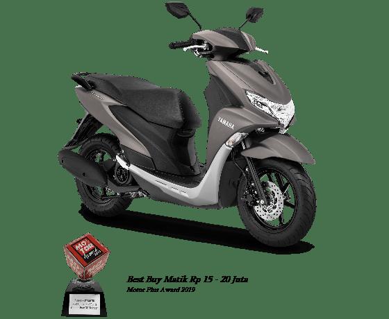 Review Motor Yamaha Matic Terbaru 2018 Lengkap Dengan Harga Jualnya