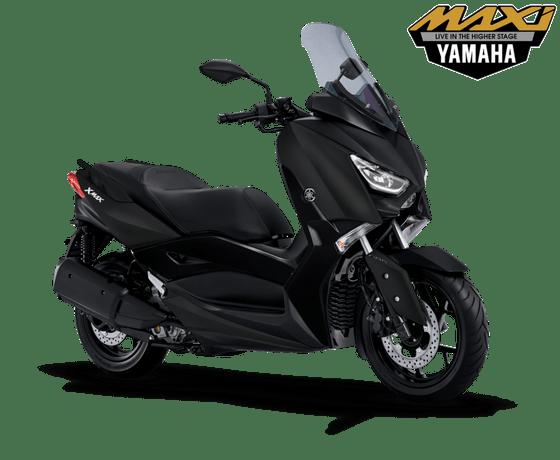 Yamaha Nmax 155 dan XMAX 250 2018