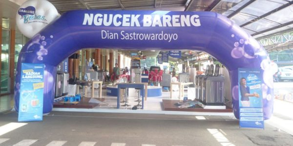 Ragam Harga Balon Gate Start Finish