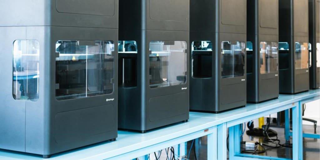 Keistimewaan Printer 3D Metal