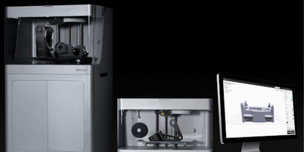 Printer 3D Apa Yang Bisa Mencetak Logam
